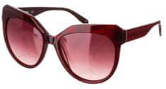 Karl Lagerfeld dámské vínové sluneční brýle