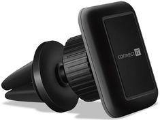 Connect IT InCarz 4Strong360 univerzální magnetický držák do auta, 4 magnety, černý CMC-4044-BK