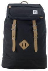 The Pack Society unisex ruksak crna