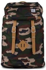 The Pack Society unisex ruksak višebojna