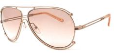 Chloé női rózsaszín napszemüveg
