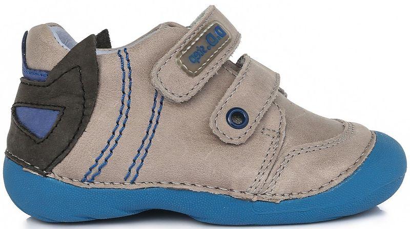 D-D-step chlapecké kotníkové boty 19 šedá 2f6f87d7bc