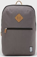 The Pack Society unisex ruksak siva