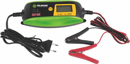 Fieldmann FDAN 12002 Autós töltő 6/12 V