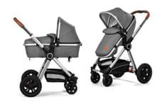 KinderKraft VEO 2v1 Grey