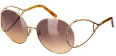 Chloé Női arany napszemüveg