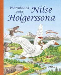 Amelingová Anne: Podivuhodná cesta Nilse Holgerssona