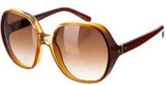 Chloé dámské hnědé sluneční brýle