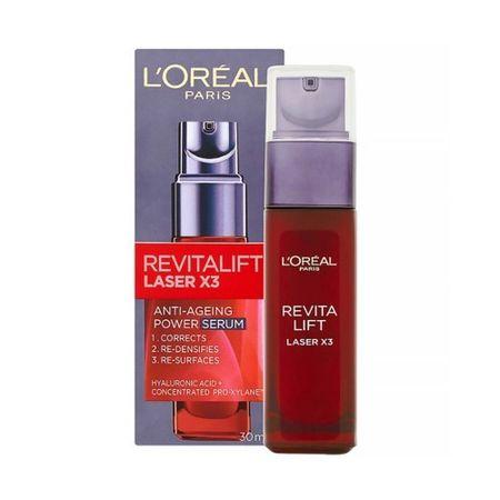 L'Oréal Revitalift Laser Renew öregedésgátló szérum (Anti-Ageing Power Serum) 30 ml
