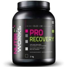 NutriWorks Pro Recovery 2 kg + Vitamin C 200g ZDARMA - čokoláda