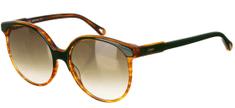 Chloé dámské oranžové sluneční brýle