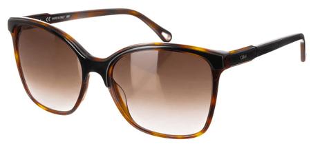 Chloé női barna napszemüveg