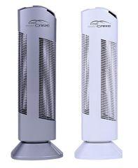 Högner Čistička vzduchu Ionic-CARE Triton X6 stříbrná + perleťově bílá 2 ks (zvýhodněné dvojbalení)