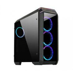 Chieftec ohišje GP-02B-OP USB3 ATX RGB, črno