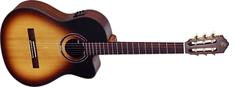 Ortega RCE158SN-TSB Klasická elektroakustická gitara