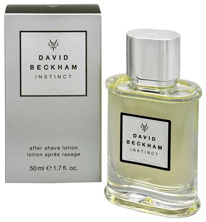 David Beckham Instinct - borotválkozás utáni víz 50 ml