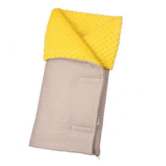 T-tomi spalna vreča dots