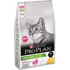 Purina Pro Plan Cat Sterilised kuře 10kg