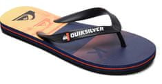 Quiksilver Molowbvolyth B Sndl Xknb Black/Orange/Blue