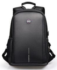 Port Designs CHICAGO EVO anti theft batoh na 15,6″ notebook a 10,1″ tablet, černý 400508
