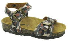 Canguro chlapčenské sandále, 29, zelená