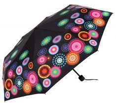 Albi Dámský skládací deštník - Arabesky