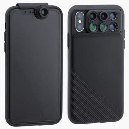 ShiftCam 2.0 6-in-1 package iPhone X SC206IN1FFCX
