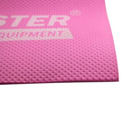 Master podložka na cvičení Yoga EVA 4 mm - 173 x 60 cm - růžová