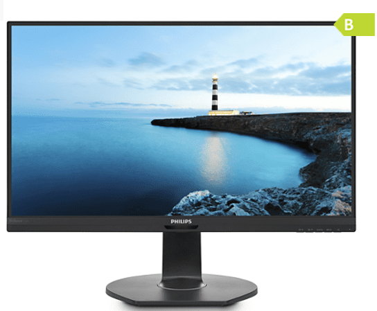 Philips LED monitor 272B7QPJEB/00, 68,6 cm