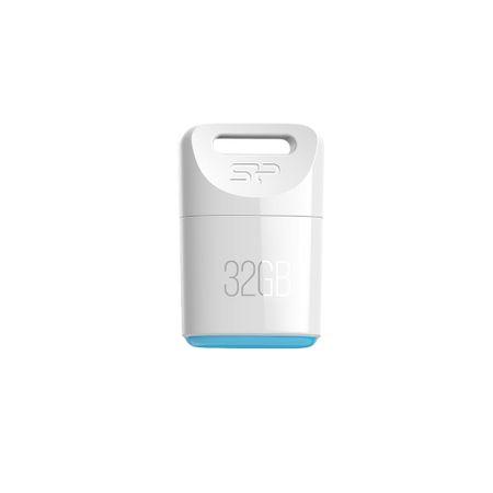 Silicon Power Touch T06 8GB White USB2.0
