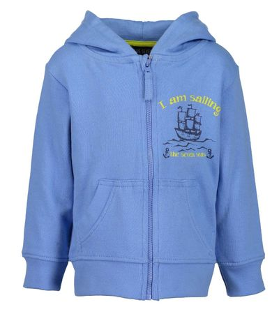 69ed9a8ba09 Blue Seven chlapecká mikina 62 modrá