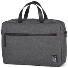 The Pack Society unisex torbica siva