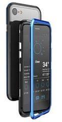 Luphie CASE Luphie Blade Magnet Hard Case Aluminium Black/Blue pro iPhone 7/8 2441663