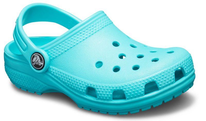 Crocs Classic Clog K Pool J1 32-33
