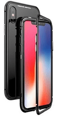 Luphie CASE Luphie Magneto Hard Case Glass Black pro iPhone X 2441682