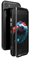 Luphie CASE Luphie Magneto Hard Case Glass Black pro iPhone 7/8 2441688