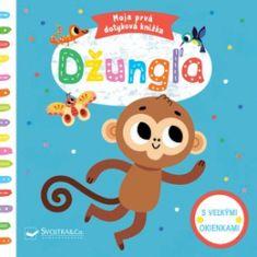 Americo Tiago: Džungla- Moja prvá dotyková knižka
