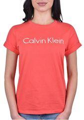 Calvin Klein SS Top Pink Mango póló QS5789E WM1