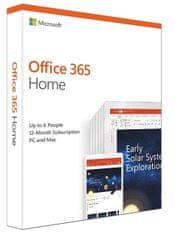 Microsoft Office 365 Home EN verze (6GQ-01076)