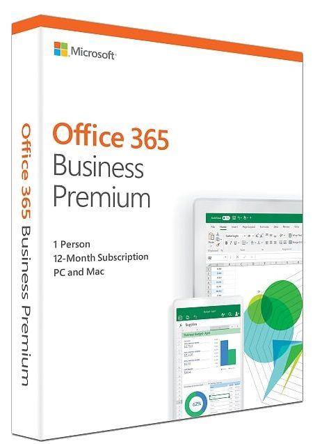 Microsoft Office 365 Business Premium EN verze (KLQ-00388)