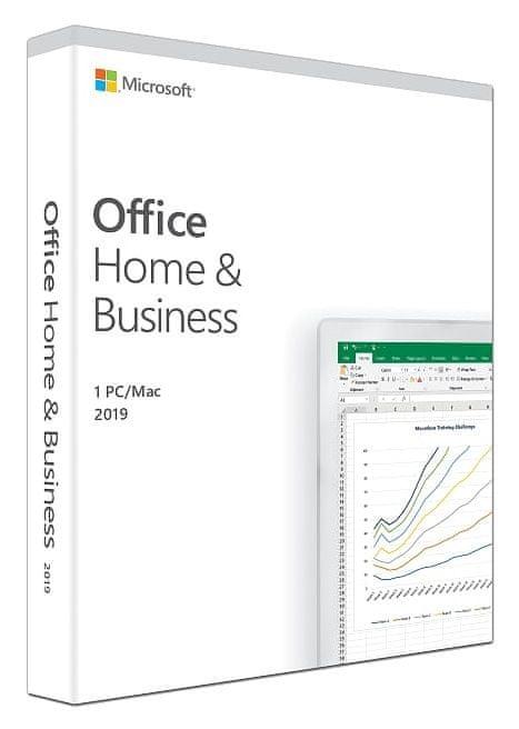 Microsoft Office Home and Business 2019 EN verze (T5D-03216)
