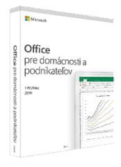 Microsoft Office Home and Business 2019 SK verze (T5D-03231)