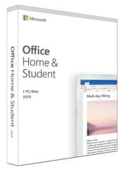 Microsoft Office 2019 Home and Student English (79G-05033)
