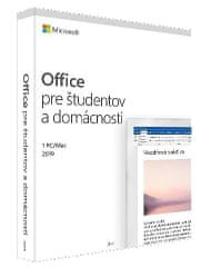 Microsoft Office 2019 Home and Student SK verze (79G-05073)
