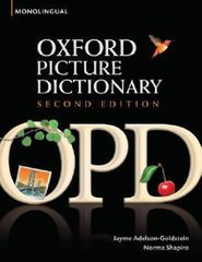 Adelson-Goldstein Jayme: Oxford Picture Dictionary Second Ed. Monolingual