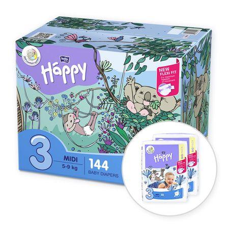 Bella Happy Midi Box -144 drb