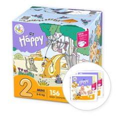 Bella Happy Mini Box- 156 ks