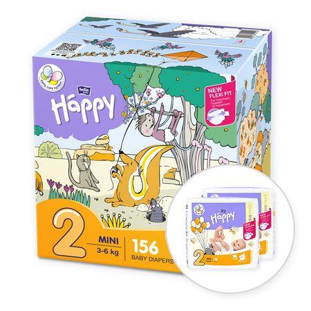 Bella Happy Mini Box- 156 darab