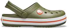 Crocs Crocband Clog K Army Green/Burnt Sienna