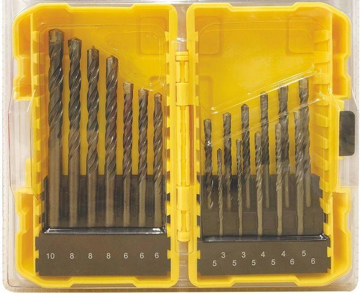 Fieldmann FDV 9101 Sada 18 ks vrtáky/bity